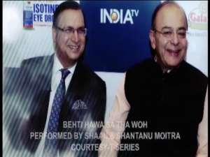 IndiaTV Editor-in-Chief Rajat Sharma remember Arun Jaitley on his first death anniversary