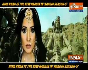 From Yeh Rishta Kya Kehlata to Naagin 5: Hina Khan's inspiring TV journey