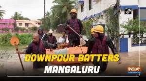 Downpour batters Mangaluru