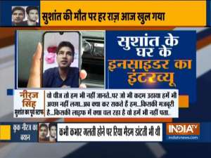 Sushant Singh Rajput's friend Neeraj opens up on actor's mystery death