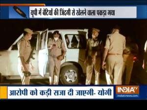 3 dalit sisters attacked with acid in UP's Gonda, accused held