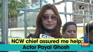 NCW chief assured me help: Actor Payal Ghosh
