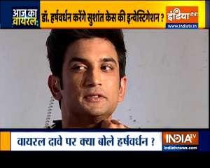 Watch India TV's show Aaj ka Viral | October 09, 2020