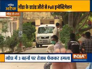 Gonda acid attack accused arrested after encounter in UP, interrogation underway