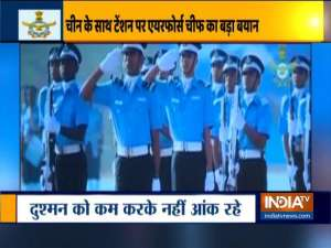 India is fully prepared for two-front war: Air Chief Marshal Bhadauria amid Ladakh standoff