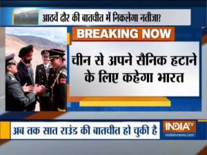 Ladakh stand-off: India-China likely to hold 8th round of Corps Commander-level talks today