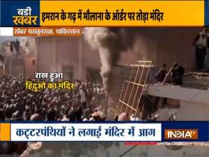 Pakistan: Hindu temple demolished by mob in Khyber Pakhtunkhwa
