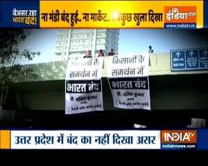 Bharat Bandh evokes lukewarm response across India
