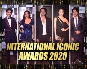International Iconic Awards 2020: Erica Fernandes, Mohsin Khan, Shivangi Joshi sizzle at the event