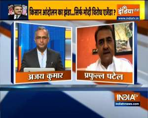 NCP's Praful Patel says government should heed advice, repeal farm laws