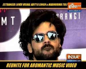 Vishal Aditya Singh and Madhurima Tuli to reunite on-screen for new romantic music video