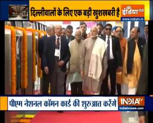 PM Modi to flag off Nation's first-ever driverless Metro in Delhi today