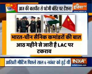 India, China to hold ninth round of Corps Commander-level talks today