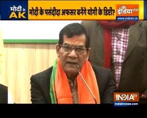 Haqikat Kya Hai | Gujarat cadre ex-IAS officer AK Sharma joins BJP, likely to get crucial role in UP