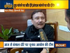 'Bengal mangoge toh cheer denge': TMC Madan Mitra's open threat to BJP