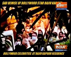 Actor Rajiv Kapoor, brother of Randhir Kapoor and Rishi Kapoor passes away at 58