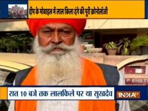 Delhi Police nabs Red Fort violence accused Sukhdev Singh