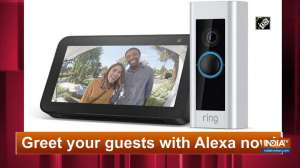 Greet your guests with Alexa now!