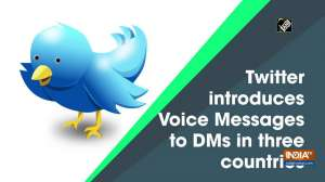 Twitter introduces Voice Messages to DMs in three countries