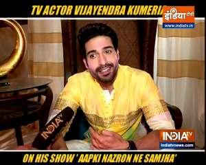 Darsh aka Vijayendra Kumeria's dilemma in Aapki Nazron Ne Samjha