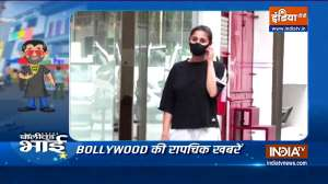 Bollywood Bhai brings latest news from the world of showbiz