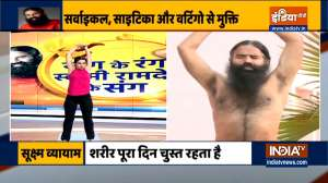 Know the right way to treat spine related issues from Swami Ramdev
