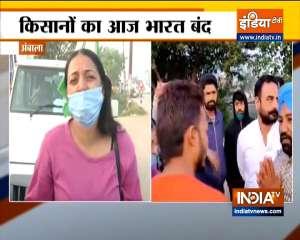 Bharat Bandh: Farmers call for nationwide strike against farm laws