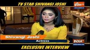 Shivangi Joshi on 'Yeh Rishta Kya Kehlata Hai'