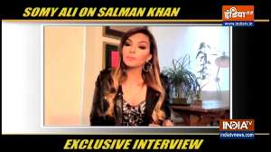 Somy Ali opens up about her relationship with Salman Khan