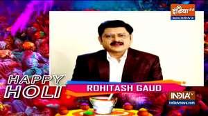 Tiwari ji aka Rohitash Gawd reveals he once almost 'drowned' during Holi