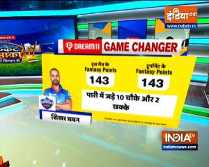 IPL 2021, Match 2: Shikhar Dhawan, Prithvi Shaw star in Delhi Capitals' 7-wicket victory over CSK