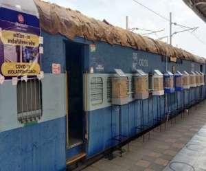 Indian Railways prepares 64,000 isolation beds amid covid crisis