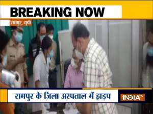 Clash erupts between doctor, nurse at a hospital in Rampur