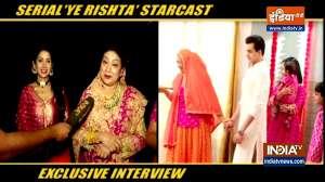 Gangaur celebrations in Star Plus show Yeh Rishta Kya Kehlata Hai