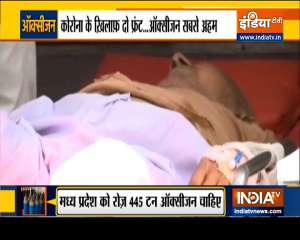 Watch India TV ground report on oxygen crisis in India