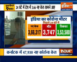 Top 9 News: Delhi metro rail services to remain temporarily suspended till 17th May