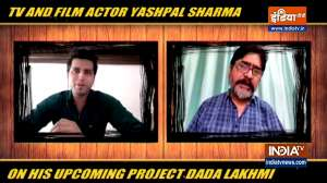 Yashpal Sharma on his upcoming project