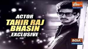 Tahir Raj Bhasin on playing the negetive role in 'Mardaani', 'Force 2',
