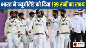 WTC Final   New Zealand bundle India out, need 139 to win