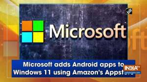 Microsoft adds Android apps to Windows 11 using Amazon's Appstore