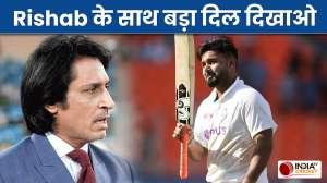 'Match winner' Rishabh Pant has added an entertainment factor to Test cricket: Ramiz Raja