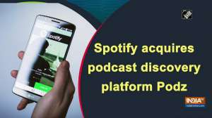 Spotify acquires podcast discovery platform Podz