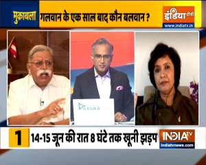 Muqabla   India-China relations, a year after Galwan