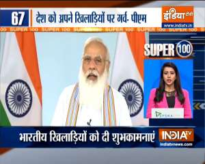 India proud of its Olympians' contributions to sports: PM Modi