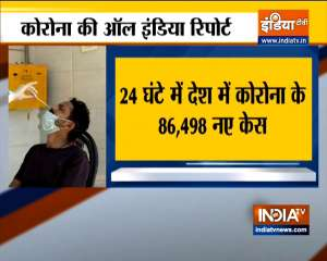 After 63 days India reports below 1 lakh covid cases