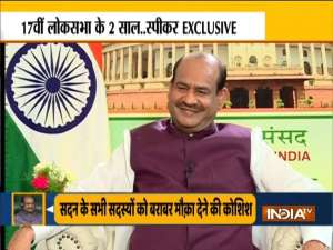 On the occasion of 75th Independence day Nation will get its new Parliament building: Om Birla