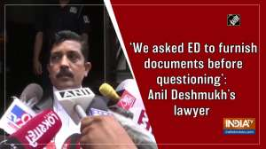 'We asked ED to furnish documents before questioning': Anil Deshmukh's lawyer