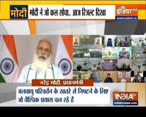Ethanol among India's major priorities of 21st century: PM Modi