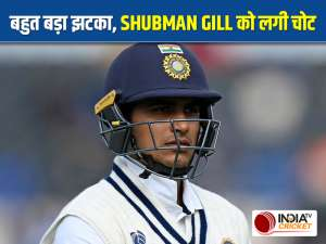 Shubman Gill injured, likely to miss first Test