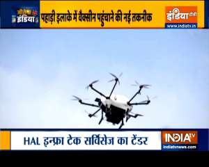 Jeetega India | India's first medical drone delivery trials from June 18